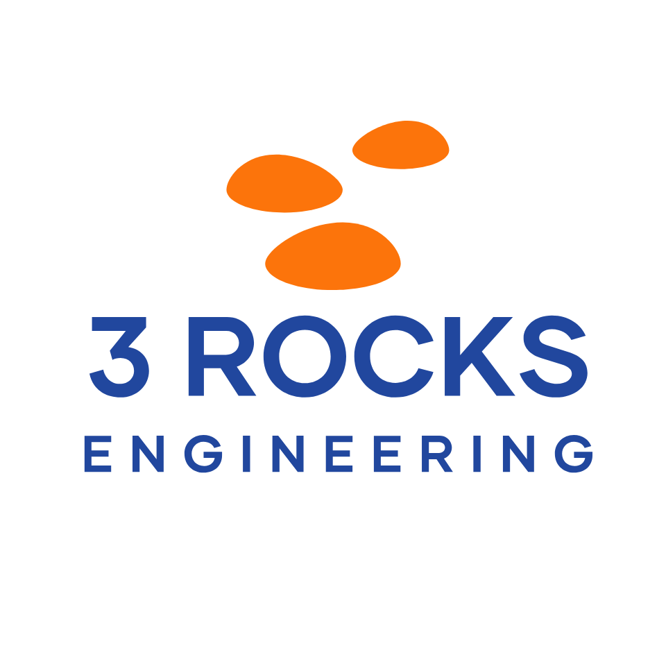 3 Rocks Engineering logo